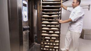 A minőségi pékáruk készítése – Forgókocsis kemencével!