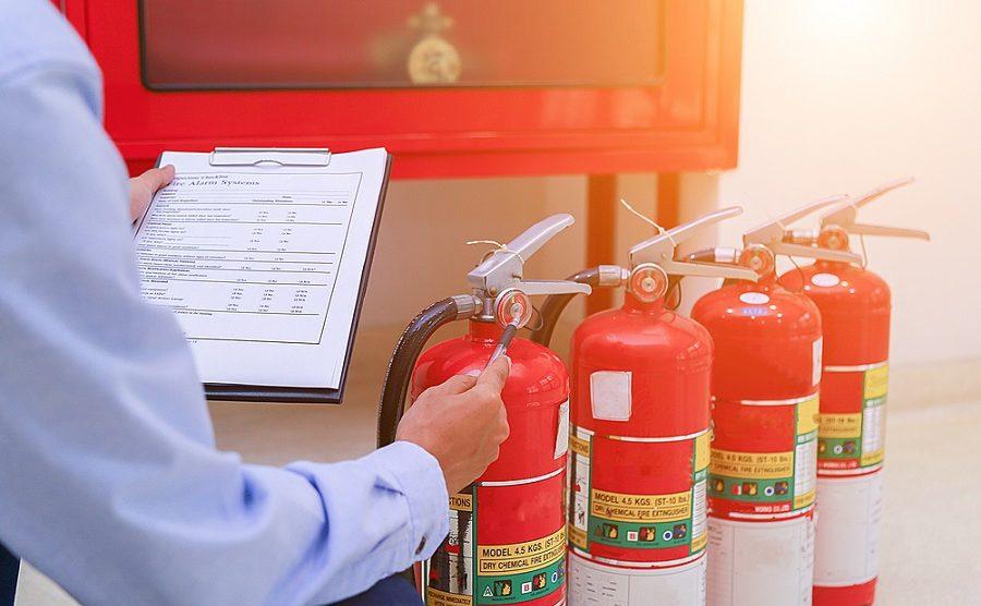 tűzjelző karbantartás és szerelés